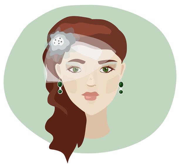 女性とアクセサリーのよい関係